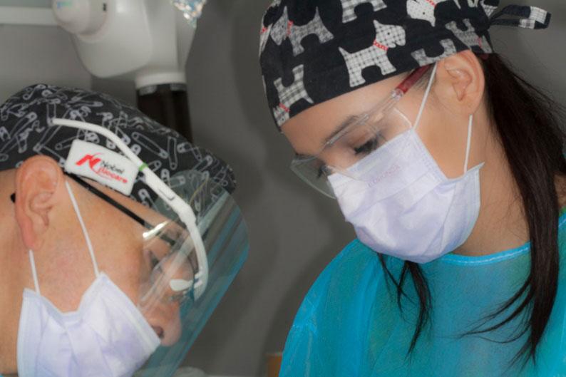 Estancia clínica con el Dr. Juan Carlos Torres