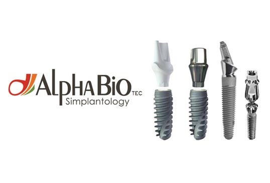 Implantes dentales Alpha BIO