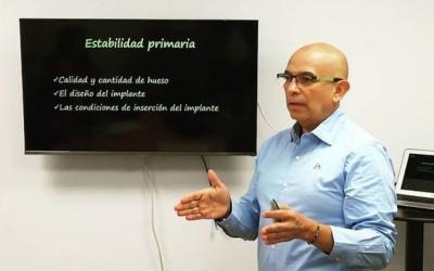[Study Class con prácticas] Carga Inmediata – Sistema All on Four